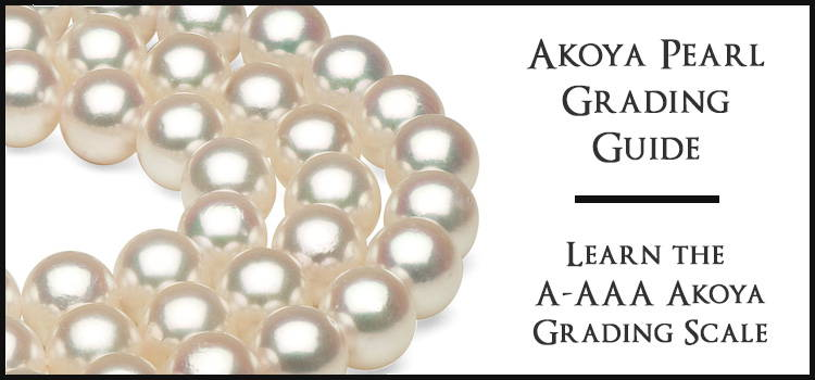 Akoya Pearls Grading