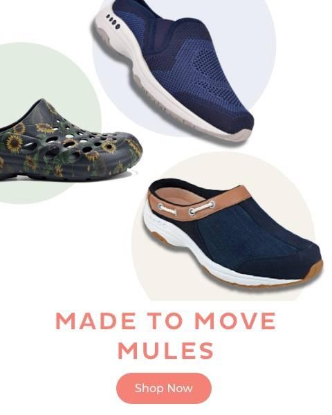 Shop Traveltime Mules