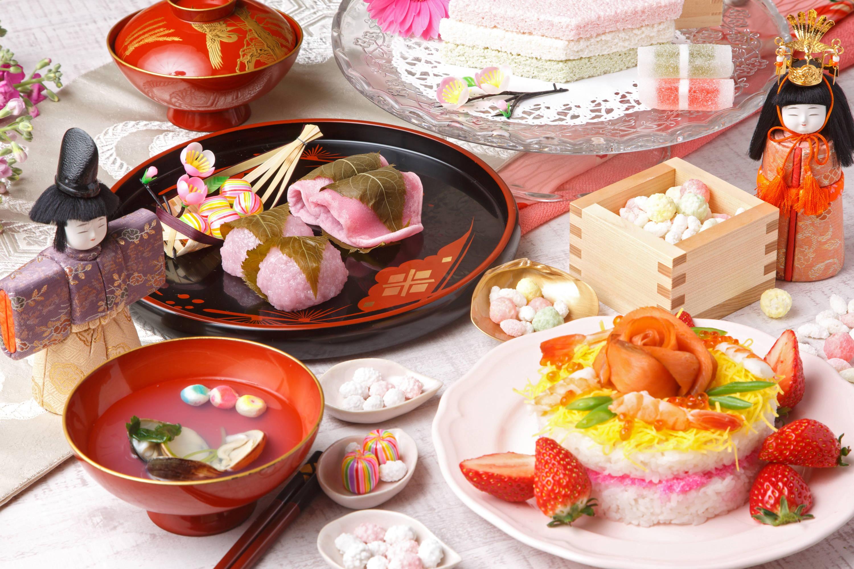 hinamatsuri foods