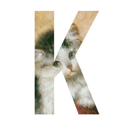 Browse Artist Names Starting with 'K'
