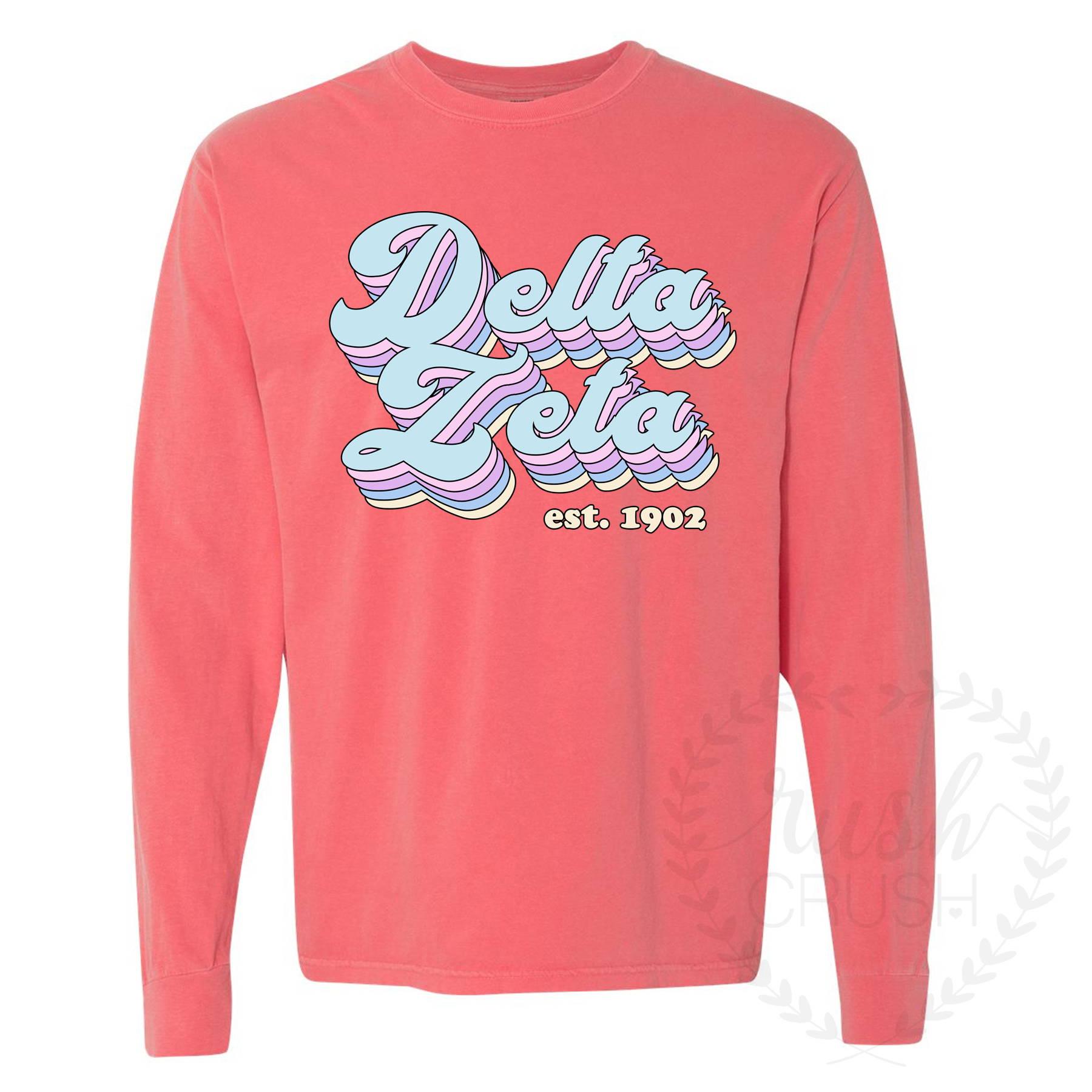Delta Zeta Clothing