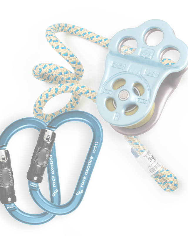 image of Free Hitch Climber Pulley Kit Pro