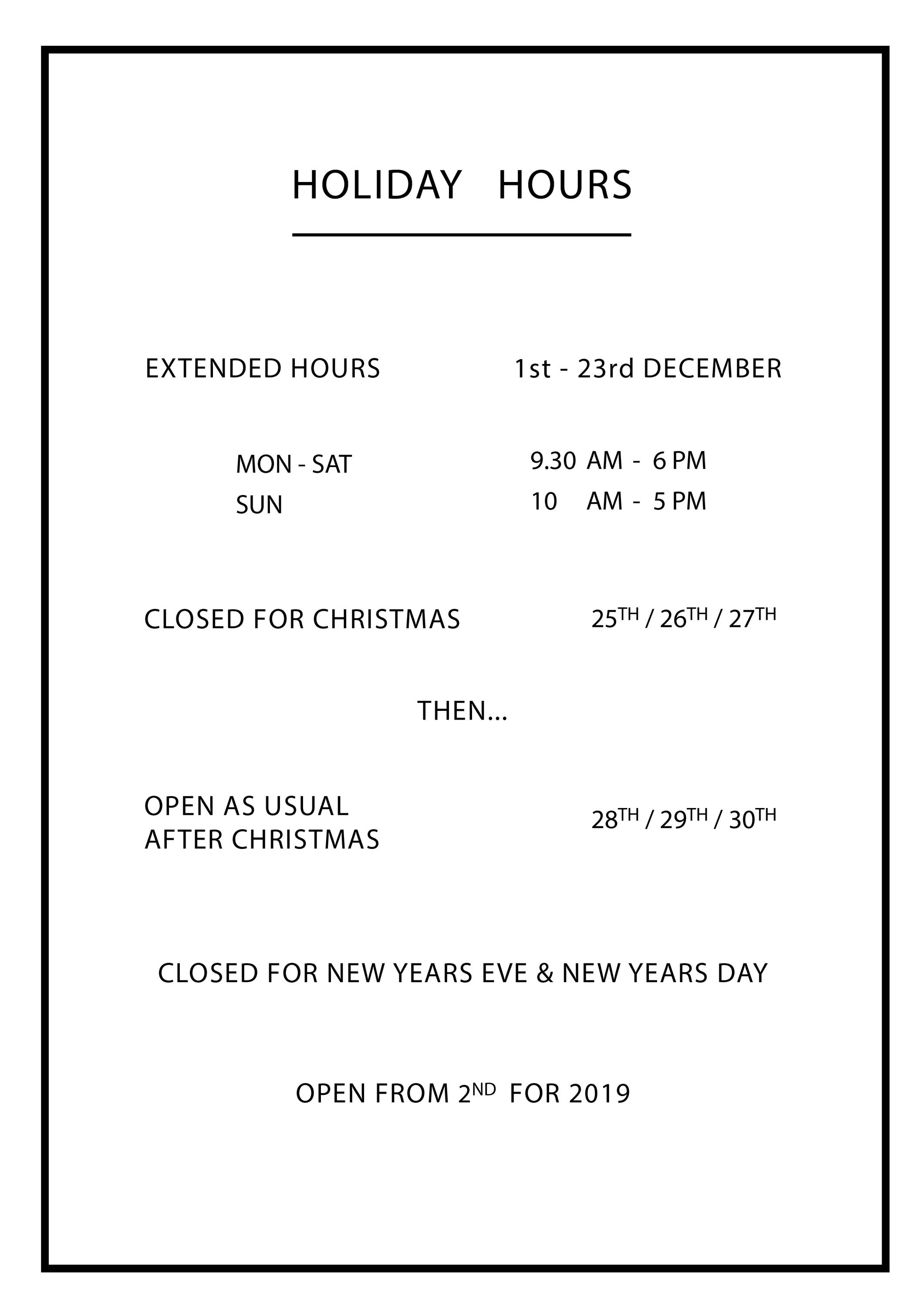 Sancho\'s Exeter Shop, Opening Times and Location