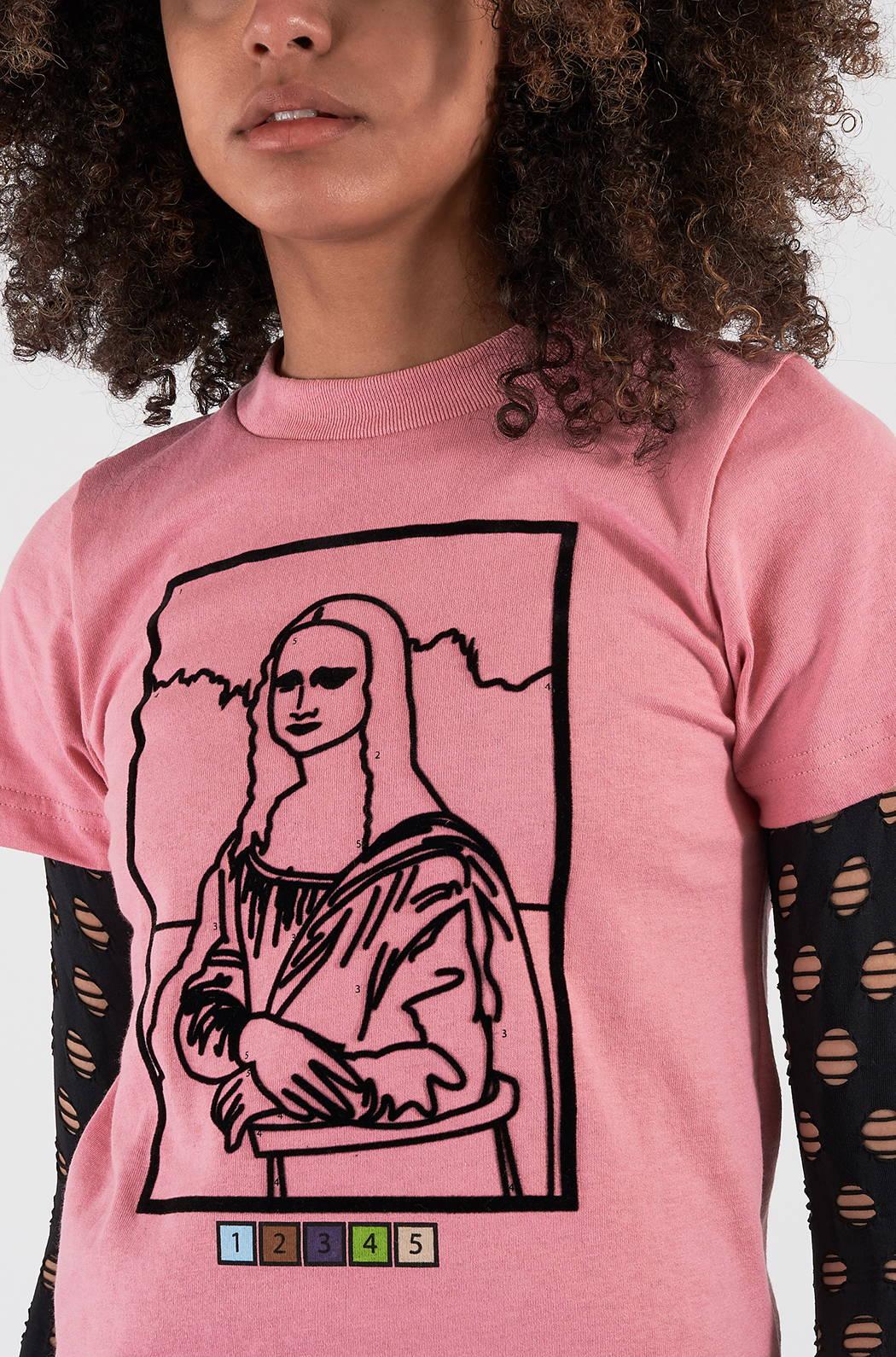 Shop the Maisie Wilen Mona Lisa T-Shirt