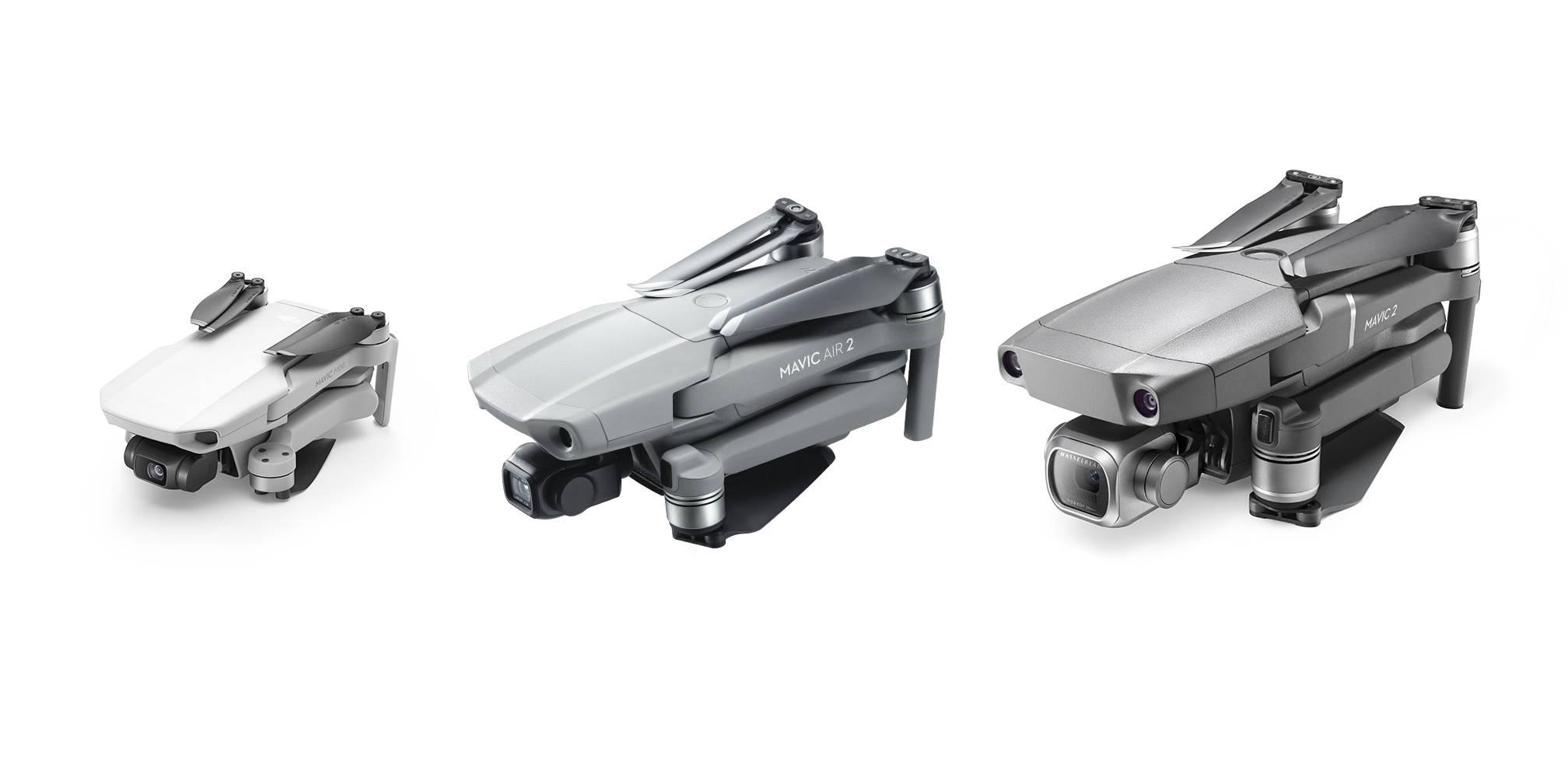 MAVIC MINI VS MAVIC AIR 2 VS MAVIC 2 COMPARISON | WHICH DRONE IS BEST FOR YOU?