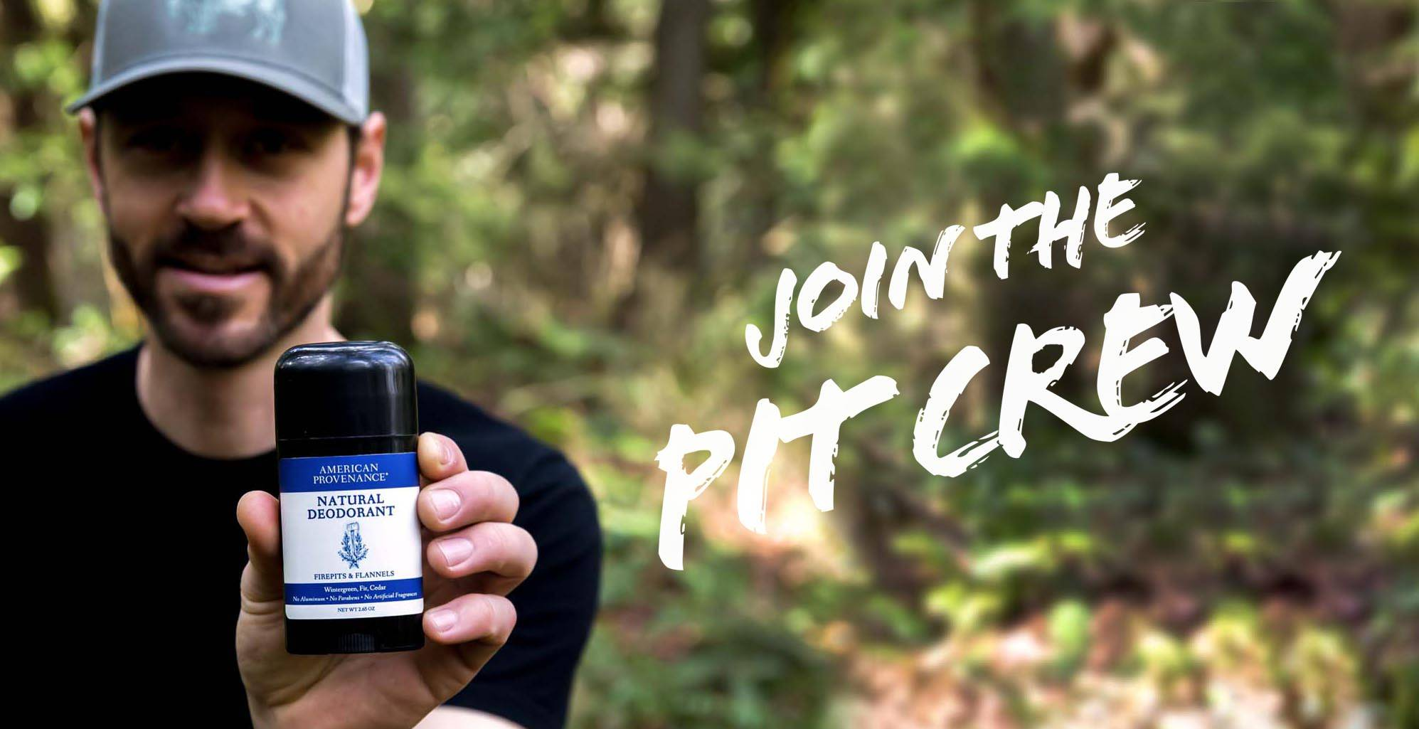 join the pit crew