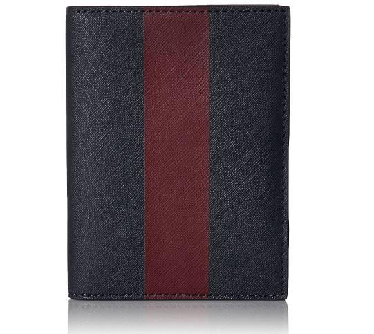 Jack Spade Passport Wallet
