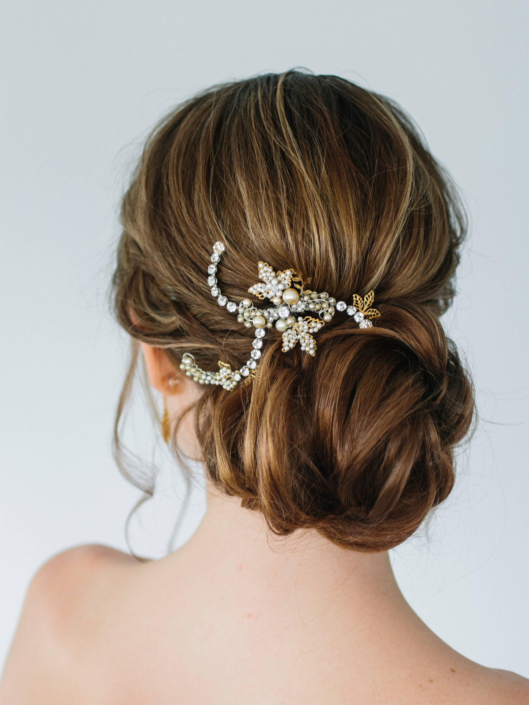 Ampersand Bridal Nola Hair Comb