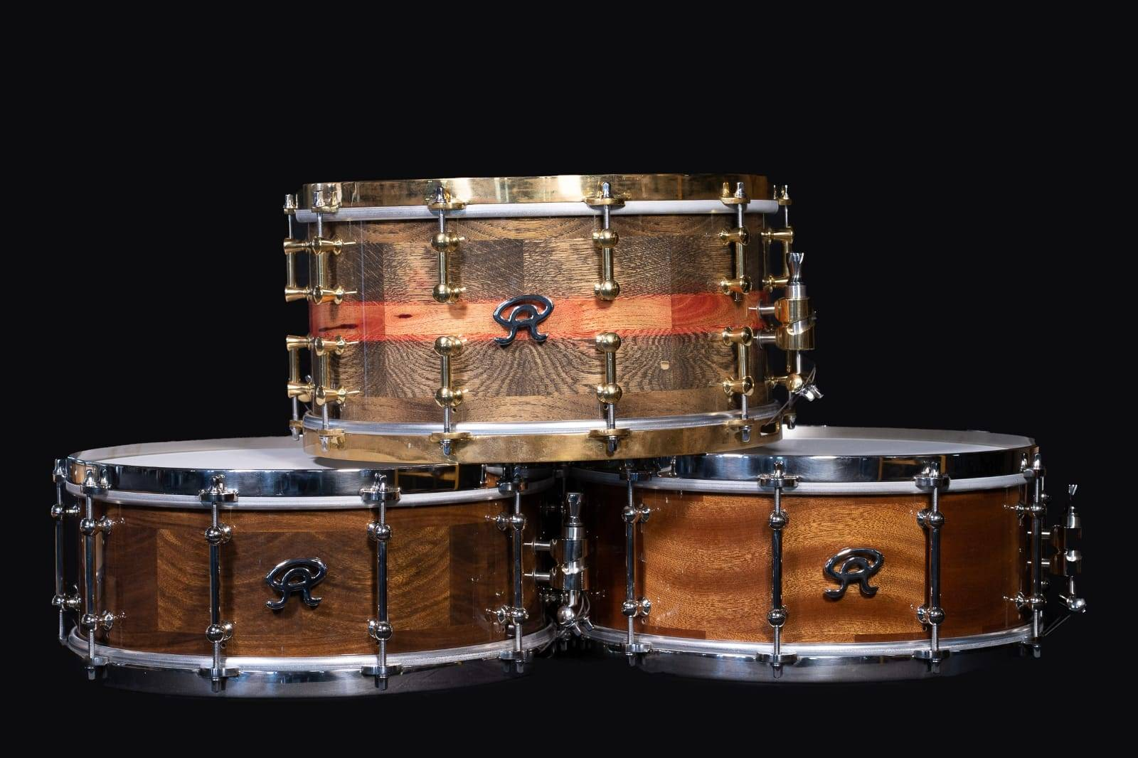 New Drum Arrivals