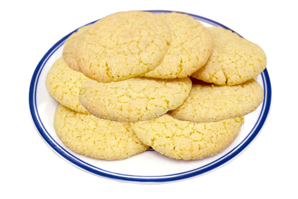 recipe for gluten-free sugar cookie