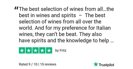 Fritz gave Prima Vini Wine Merchants 5 stars. Check out the full review...