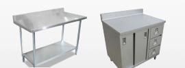 Kitchen Work Tables