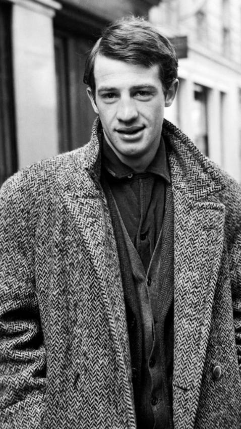 Jean-Paul Belmondo, c.1962