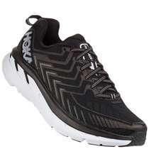 Hoka One One Clifton 4 Wide Womens [ Black - White ] W1016780-BWHT