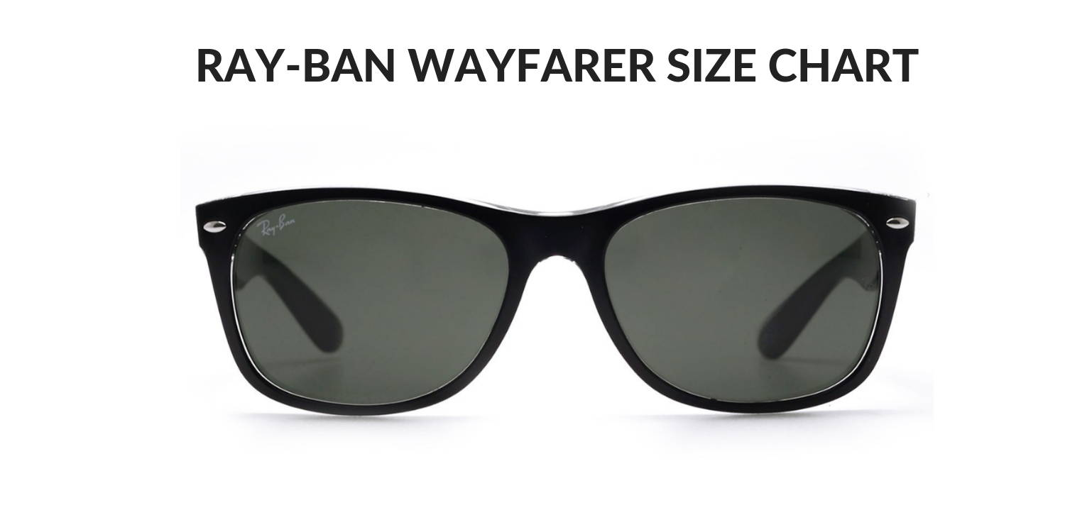 85eeafad9d Ray-Ban is one of the only sunglasses companies that actually makes styles  in different sizes. There is a scale in the size numbers but it s also  important ...