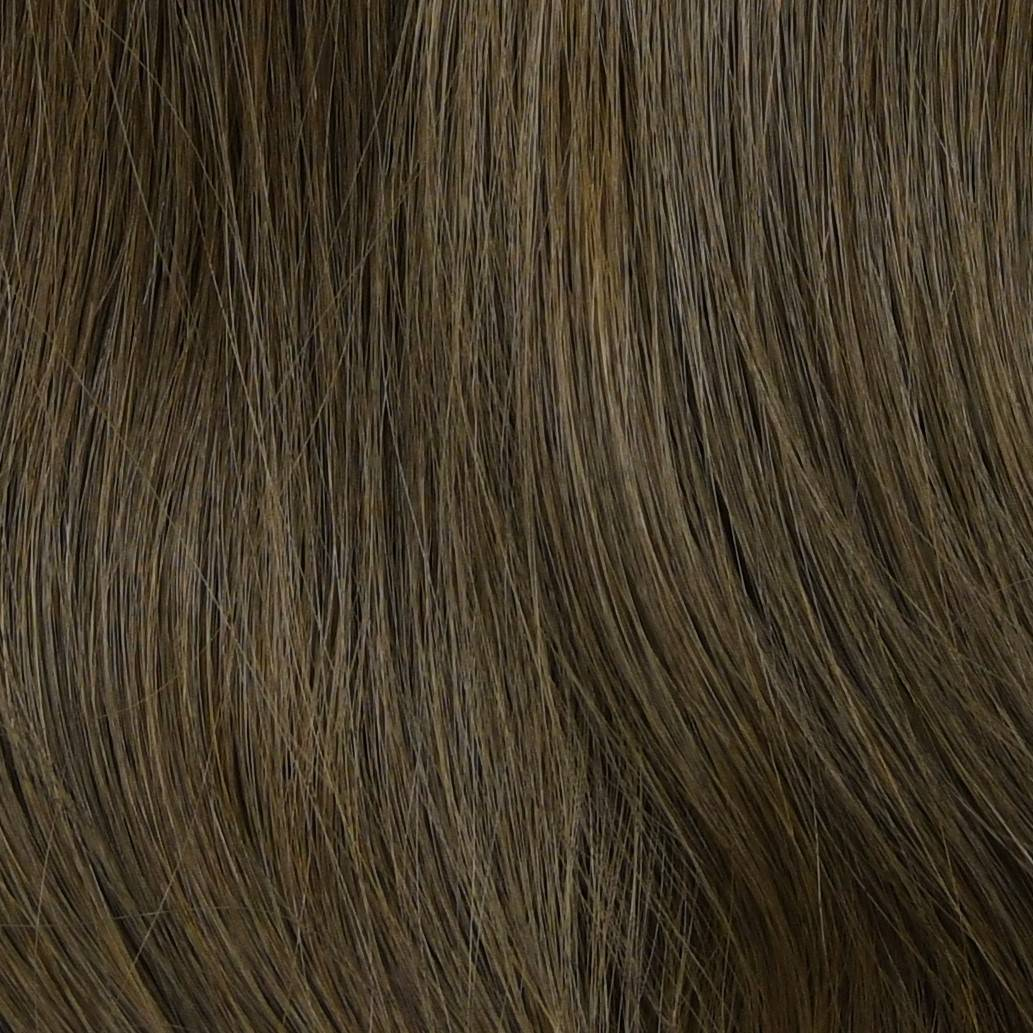 light brown color hair extensions sample in hair color chart