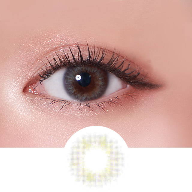 Opal Grey contacts