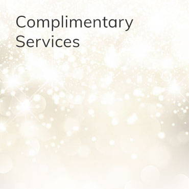 complimentary service