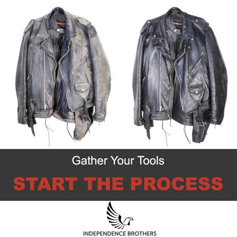 How to clean your leather jacket