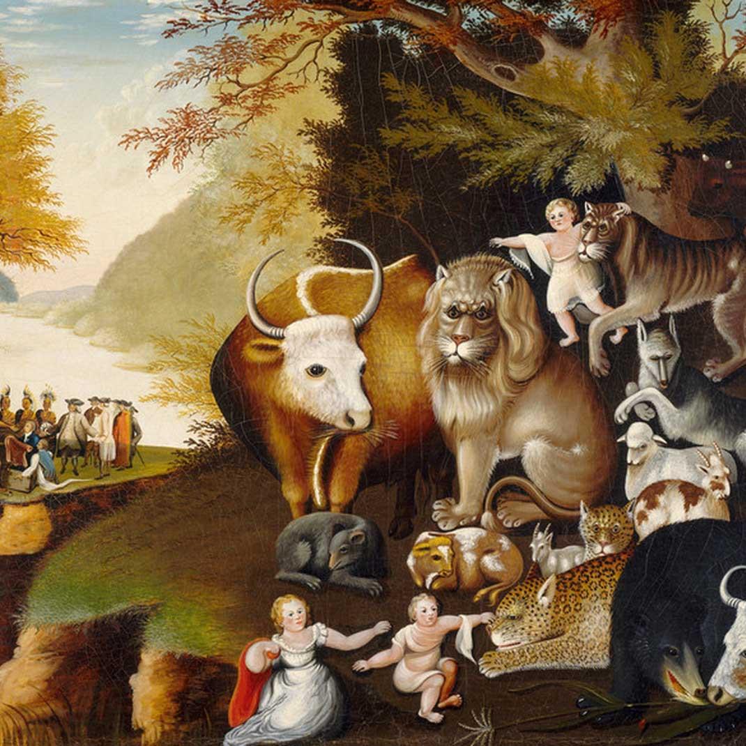 Edward Hicks Art