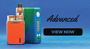 Advanced vape kits Vaporesso Swag kit and Innokin Atlantis mod