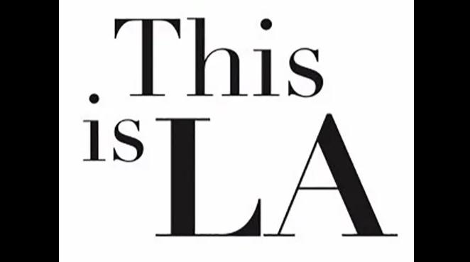 this is la logo