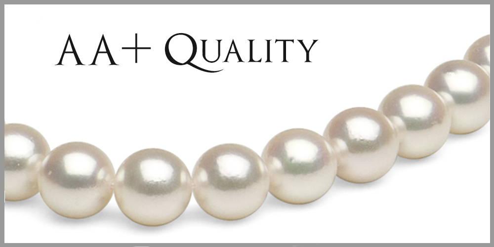 Akoya Pearl Grading: AA+ Quality Akoya Pearl Grading Standards