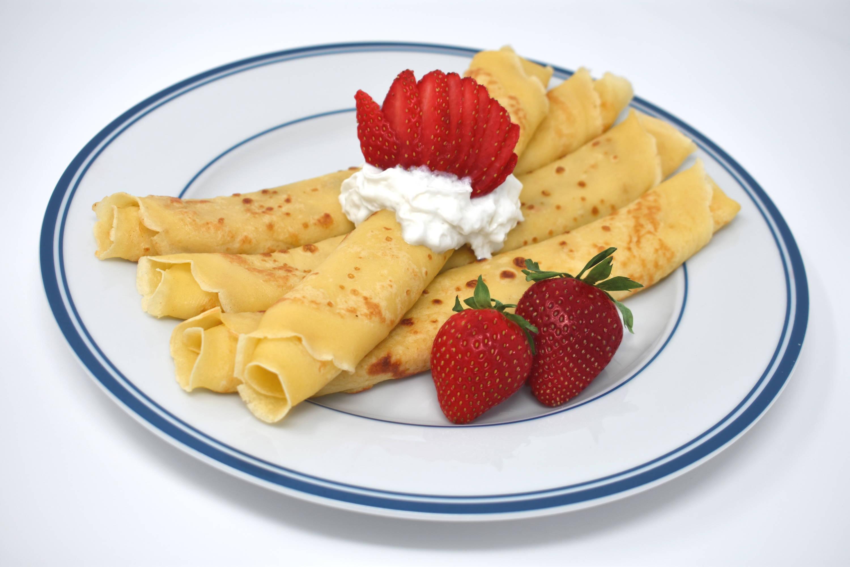Gluten-Free Crepe Recipe Using Bosquet Gluten Free Buttermilk Pancake & Waffle Mix