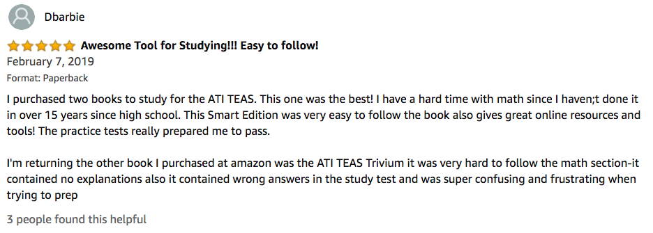 Smart Edition ATI TEAS 6 - Free Online Test Prep and