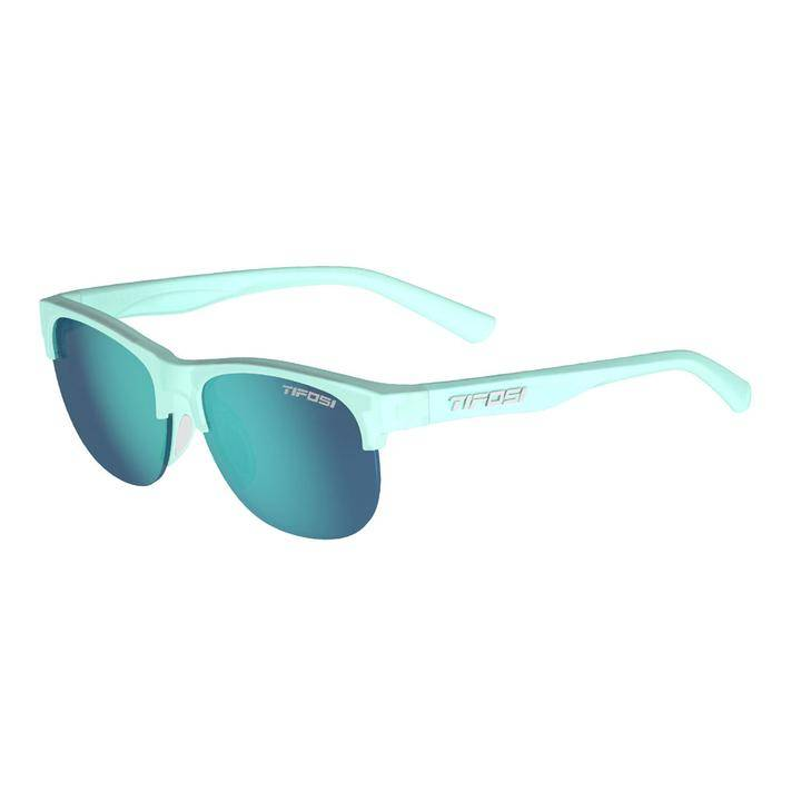 Tifosi Swank SL Sunglasses Satin Crystal Teal