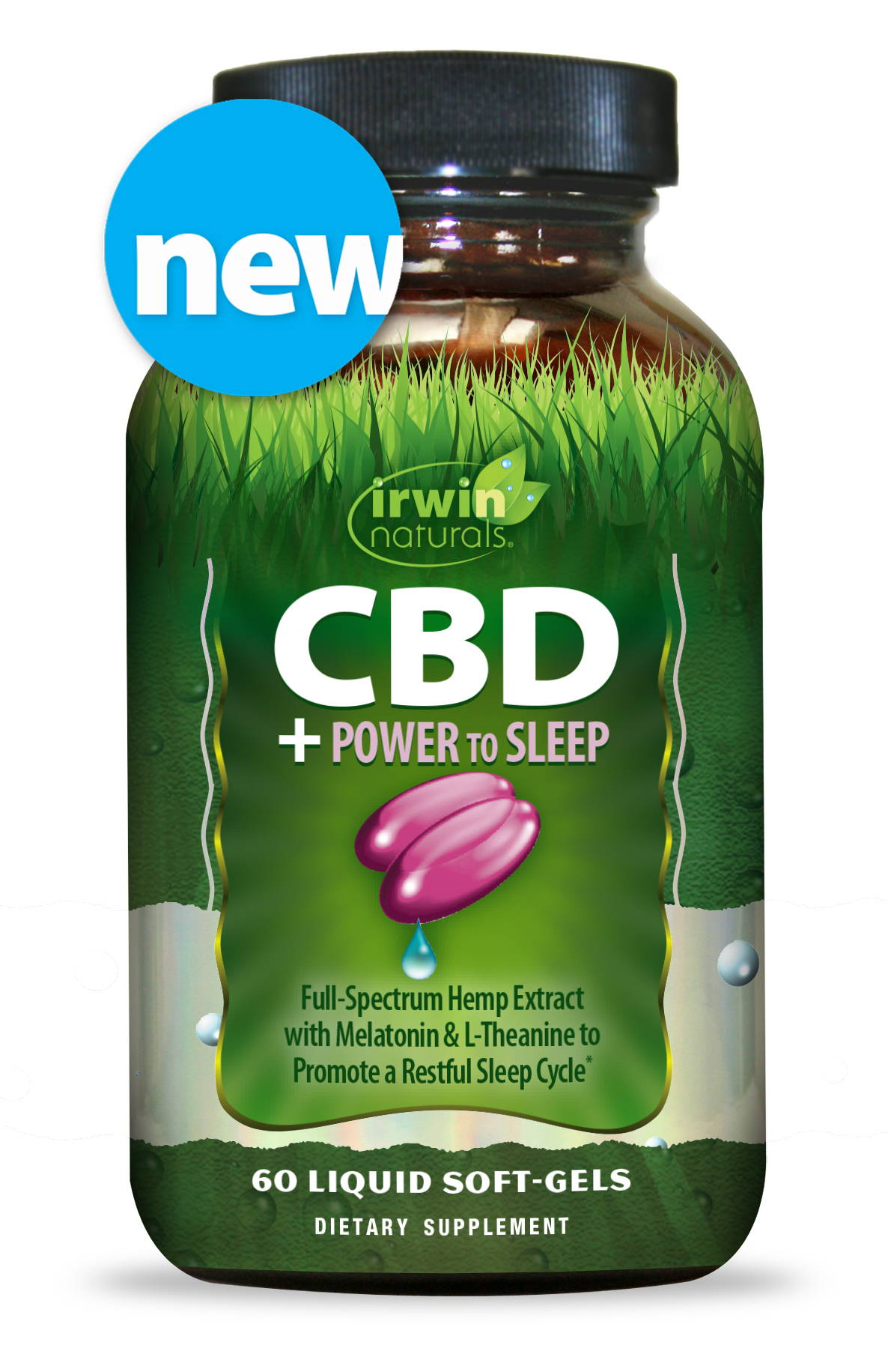 Irwin Naturals | Get Free CBD 2