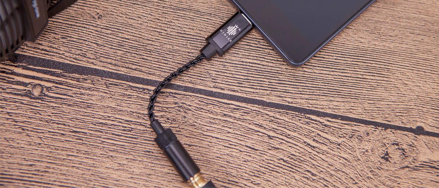Sonata HD DAC Cable II – Hidizs | Enjoy Music Like Never Before