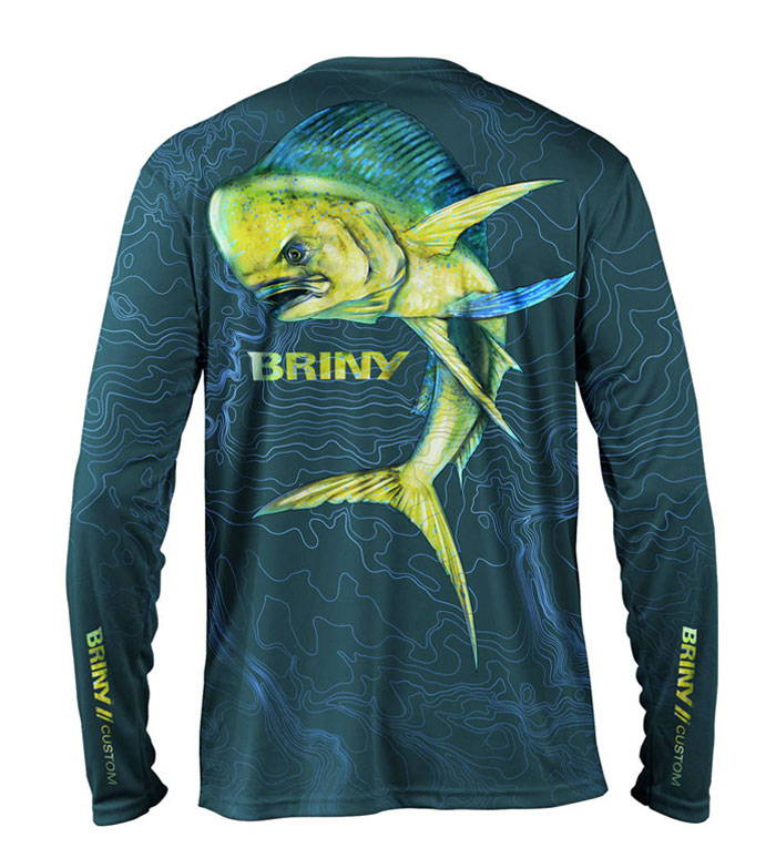 efb7d3274f25 BRINY | Custom fishing shirts & boat shirts to order