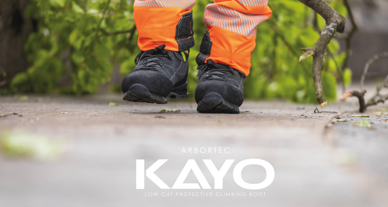Arbortec Kayo Black Boot