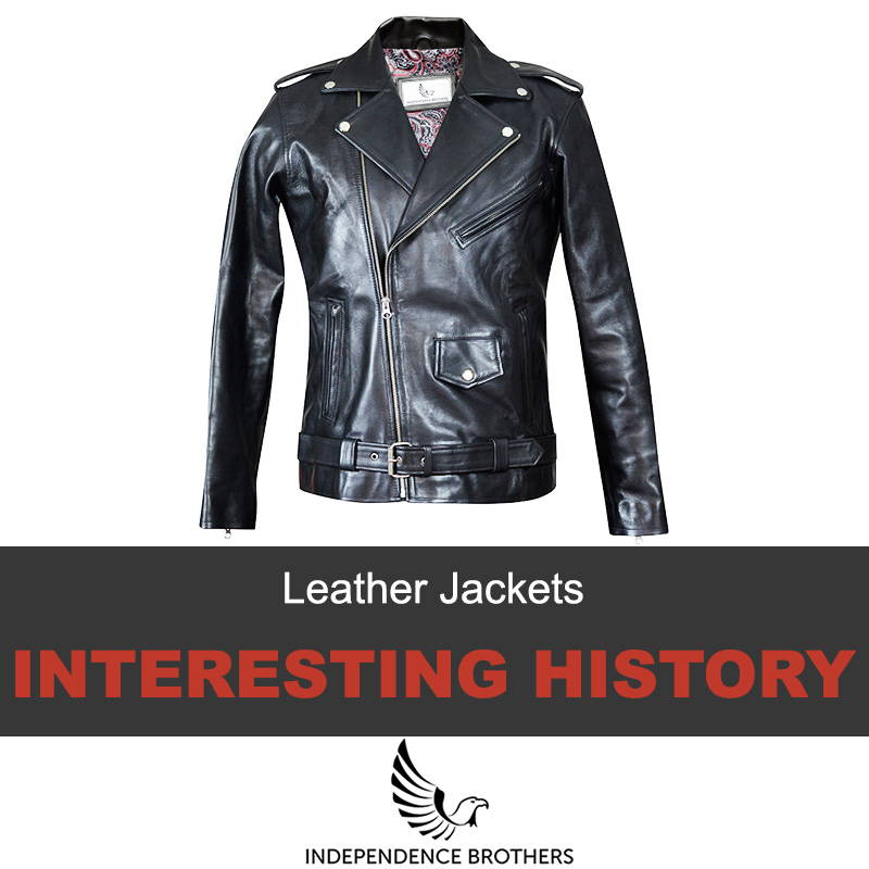 History of leather jackets