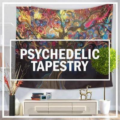 Psychadelic Tapestry Collection