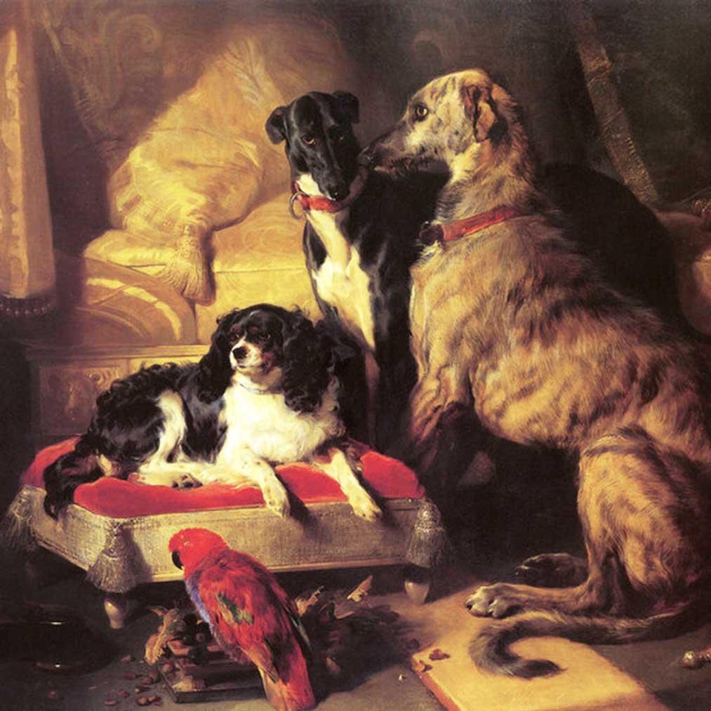 Edwin Henry Landseer Art
