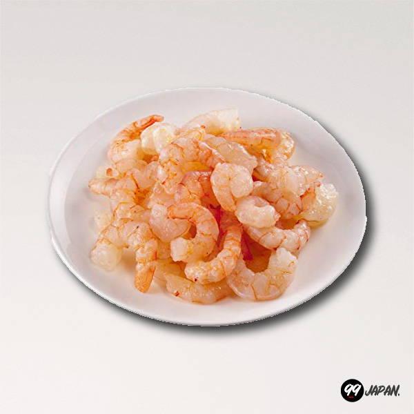 A Plate of shrimp.