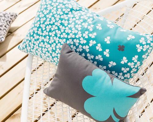Fermob Trefle Outdoor Cushions