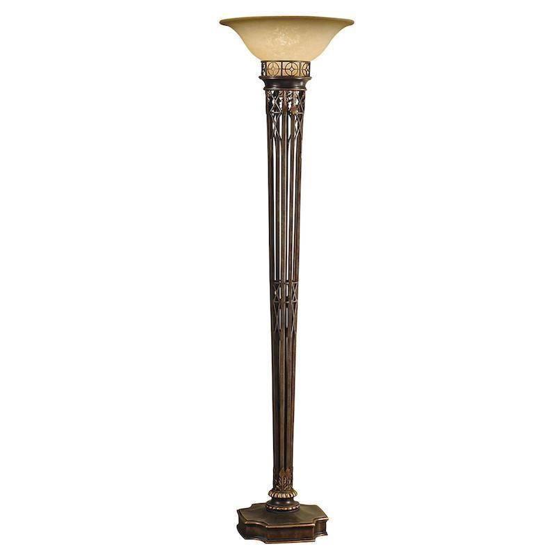 art deco floor lamps