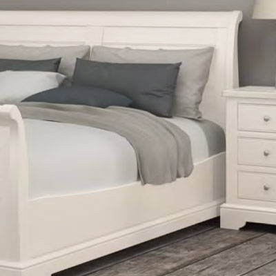 The. Hardingham White Painted Bedroom Collection
