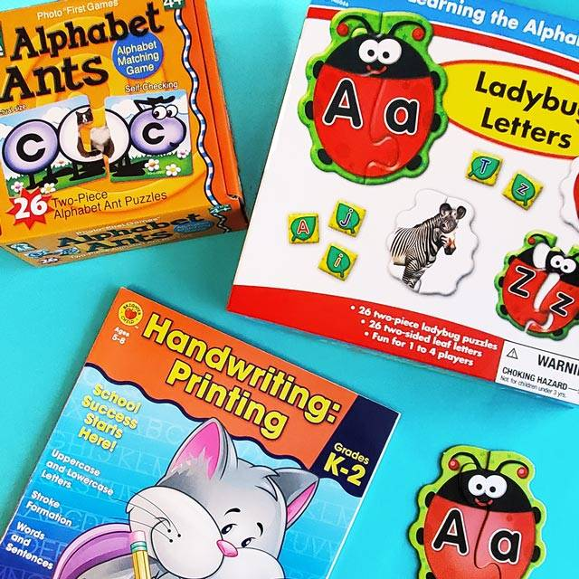 Educational learn at home gifts for under $10