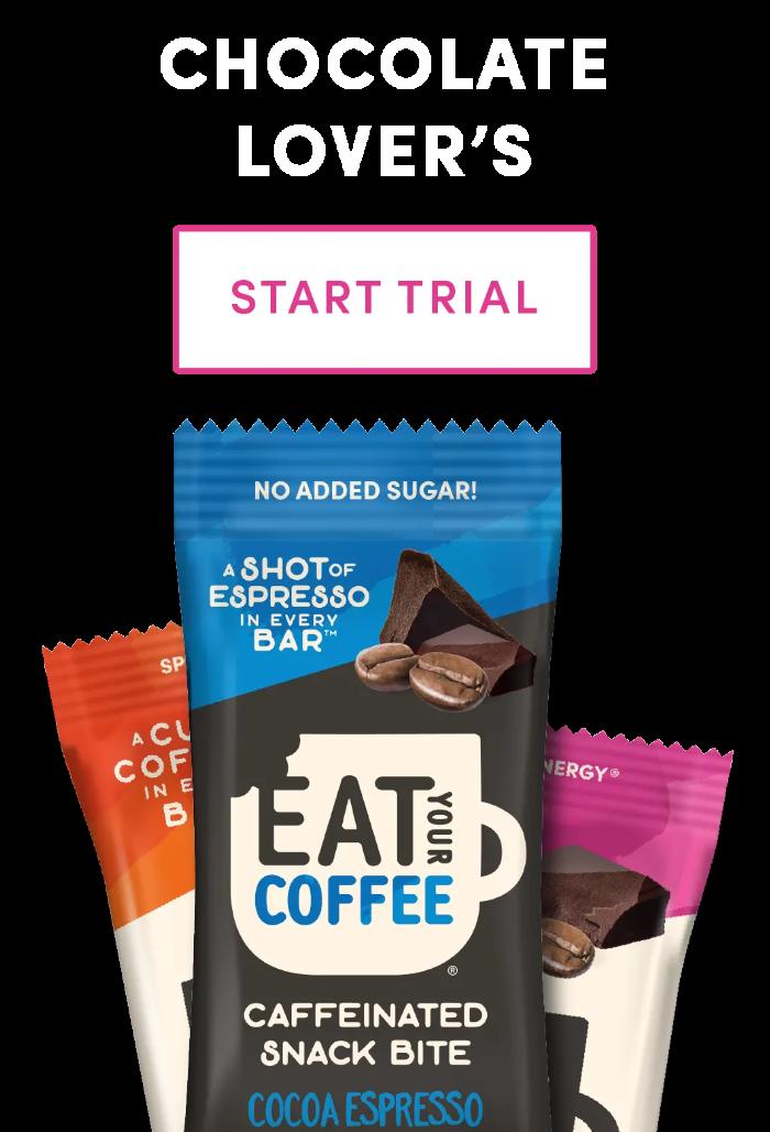 Caffeinated Chocolate