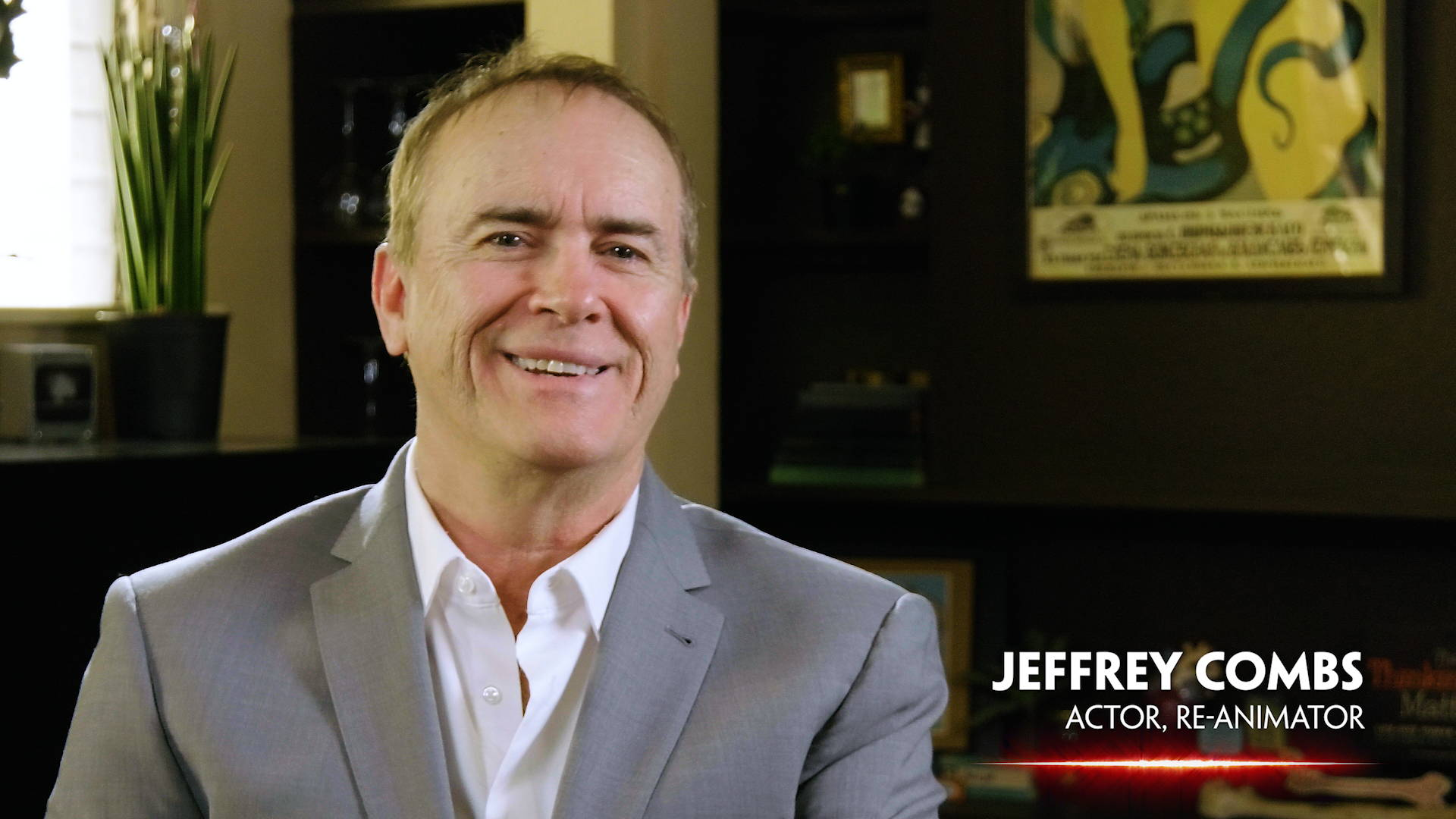 In Search of Darkness Part II: Jeffrey Combs interview