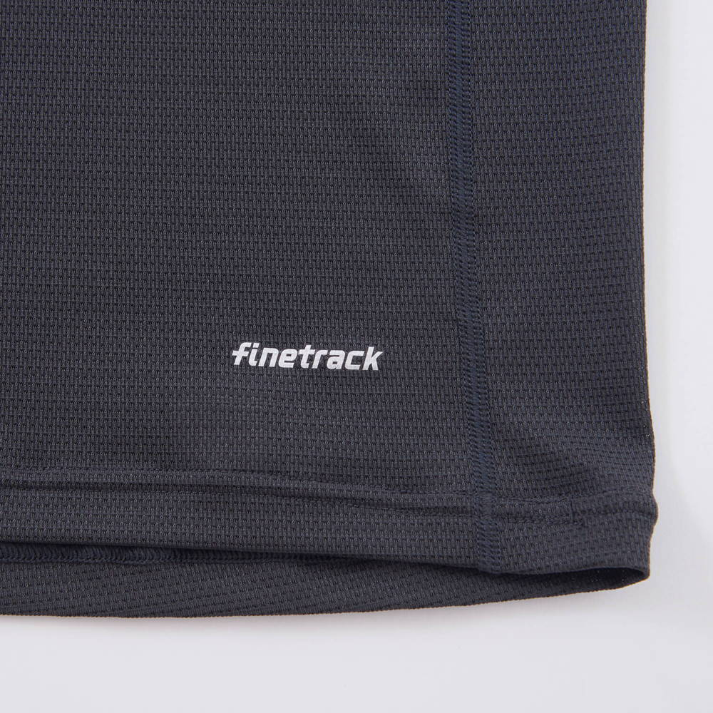 finetrack(ファイントラック)/ドライレイヤーウォームロングスリーブ/ブラック/WOMENS