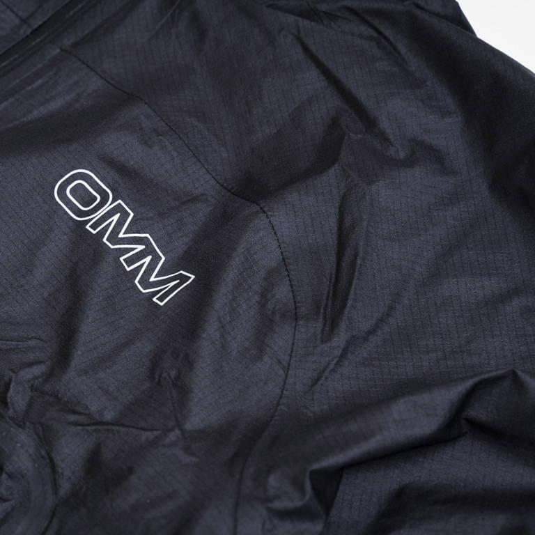 OMM(オーエムエム)/イーサージャケット/ブラック/UNISEX