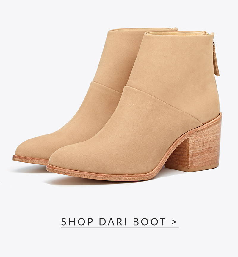 Shop Dari Boot in wheat
