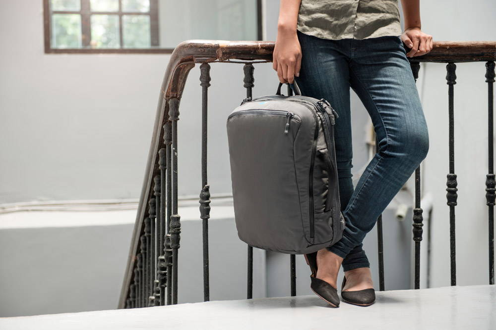 Minaal Daily Bag - Adjustable to height and build