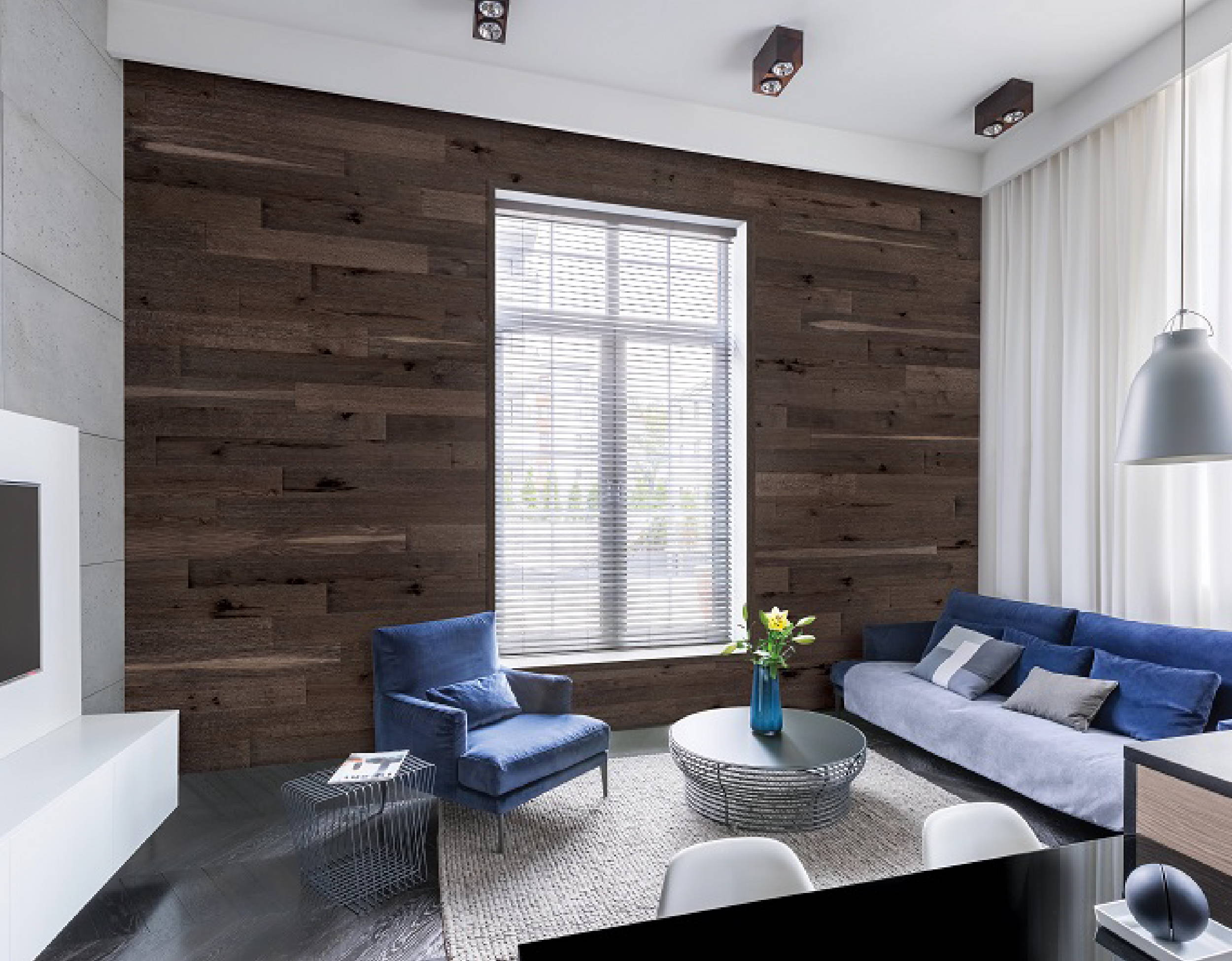 Wood Wall Plank Accent Wall Inspiration Gallery