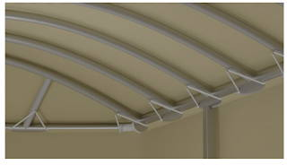 Easy Lash Canopy Cover Attachment System